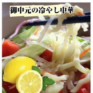 冷麺 冷やし中華10食 ギフト ご当地ラーメン ご進物ギフト 白河ラーメン ramen 冷やし中華ラーメン shirakawara-men 18