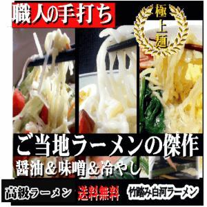 日本三大ラーメン しょう油ラーメン&味噌ラーメン&冷やし中華ラーメン ラーメン10食 送料無料 食べ...