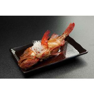 きんき姿煮 純粋知床産 約250g 前後1尾 キンキ めんめ 煮付け 北海道 お土産|shiretokokinki