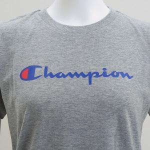 (チャンピオン)Champion レディース 半袖 Tシャツ 7分丈パンツ 上下セット ルームウェア パジャマ スクリプトロゴ|shirohato|07