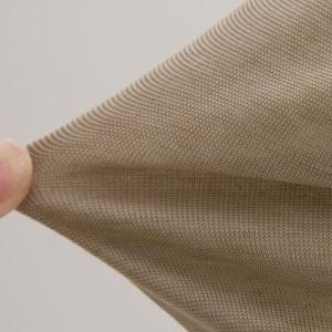 23%OFF【メール便(15)】 (グンゼ)GUNZE (ワイジー)YG カットオフ CUT OFF クールタイプ 脇パッド付 VネックTシャツ 短袖 深Vネック COOL|shirohato|07
