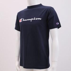 【メール便(20)】 (チャンピオン)Champion メンズ レディース ベーシック ロゴ 半袖 Tシャツ C3-P302 shirohato 05