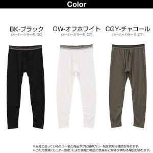 【メール便(20)】 (ミズノ)MIZUNO Mens ブレスサーモ エブリ ロングタイツ メンズ|shirohato|02