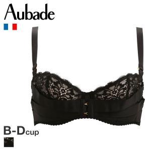(オーバドゥ)Aubade La Passgere ラ パサージェ 1/2カップ ブラジャー|shirohato