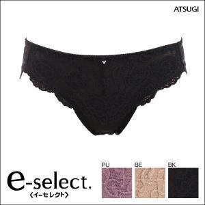(アツギ)ATSUGI (イーセレクト)e-select セミスタンダード ペアショーツ
