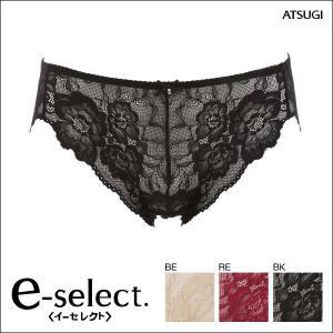(アツギ)ATSUGI (イーセレクト)e-select 総レース ペアショーツ