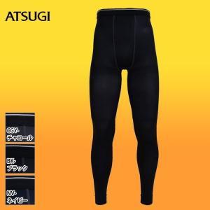 アツギ/ATSUGI メンズタイツ 保温レギンス 80デニール