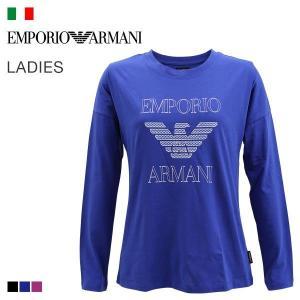 check out 4bbd4 376cd エンポリオ・アルマーニ レディース長袖カットソー、Tシャツの ...
