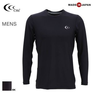 30%OFF (シースリーフィット)C3fit MENS リポーズ ロングスリーブ Re-Pose shirohato