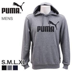 10%OFF (プーマ)PUMA パーカー メンズ 長袖 ESSロゴ フーディー スウェット ルーム...
