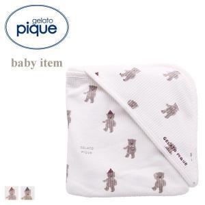 (ジェラートピケ キッズアンドベイビー)gelato pique Kids&Baby テディベア b...