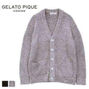 【送料無料】 (ジェラートピケ オム)GELATO PIQUE HOMME メンズ 'バンブー'カー...