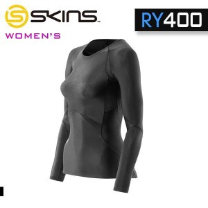 20%OFF【送料無料】 (スキンズ)SKINS RY400 ウィメンズロングスリーブトップ|shirohato