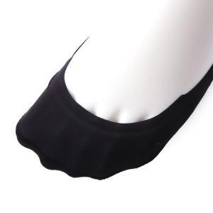 【メール便(15)】 (ココピタ)KOKOPITA 脱げないココピタ フットカバー 浅ばき ソックス 靴下 4足組 21-23cm 23-25cm まとめ買い カバーソックス 靴から見えない|shirohato|06