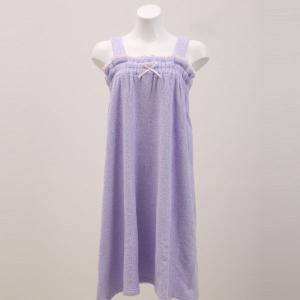 【送料無料】 (ブルーミングフローラ)bloomingFLORA タオル シェルレース バスラップ ワンピース 風呂上り バスローブ ルームウェア ママ 出産祝い 吸水|shirohato|05