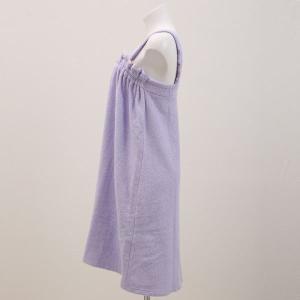 【送料無料】 (ブルーミングフローラ)bloomingFLORA タオル シェルレース バスラップ ワンピース 風呂上り バスローブ ルームウェア ママ 出産祝い 吸水|shirohato|07