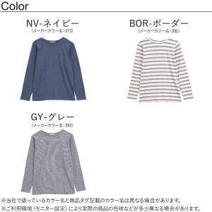 40%OFF (キッドブルー)KID BLUE 18ベーシックベアフライス 長袖トップス|shirohato|02