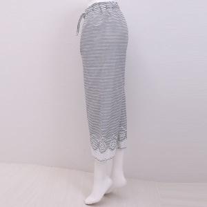 50%OFF【メール便(22)】 (キッドブルー)KID BLUE バスケットエンブ 8分丈 ボトム|shirohato|05