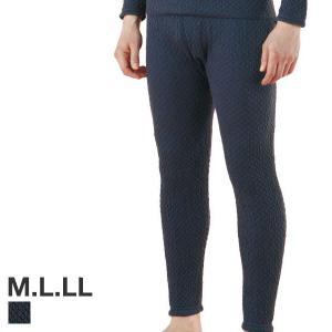 (ひだまり)チョモランマ あったかインナー メンズ ズボン 下ボトム 日本製 [Qomolangma 8848 紳士用 スポーツインナー 大きいサイズ LLまで ]|shirohato