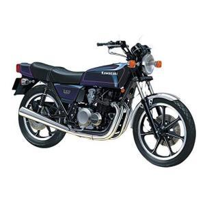 青島文化教材社 1/12 バイクシリーズ No.4 カワサキ Z400FX プラモデル|shirokumahouse