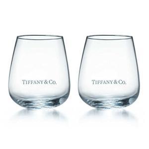 ティファニー TIFFANY&Co タンブラー セット ロゴ ペア 2点セット 200ml|shirokumahouse