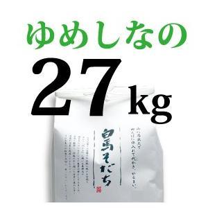 【白馬そだち】長野県白馬村産ゆめしなの 27kg【しろうま農場】|shiroumanoujyo