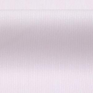 標準体 長袖 ワイシャツ 形態安定 ドゥエボットーニ ボタンダウン 白×ピンクストライプ、ダイヤチェック織柄|shirt|06