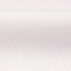 標準体 長袖 フィットインナー ワイシャツ 形態安定 パイピング風 ボタンダウン ピンク×斜めストライプ織柄|shirt|06