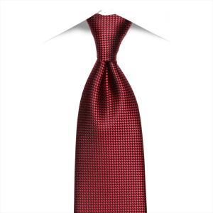 ネクタイ / ビジネス / フォーマル / 日本製ネクタイ 絹100% レッド系 無地柄|shirt
