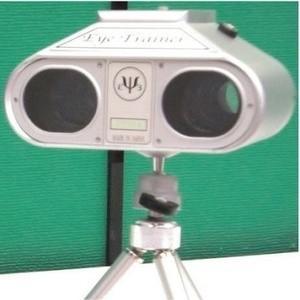 【視力回復・視力低下予防】アイトレーナー(3m視力表付き)|shiryoku