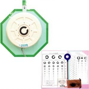 【近視/遠視/弱視/乱視の視力回復】【アングルビジョントレーニング機器セット】|shiryoku