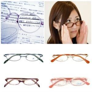 【視力低下予防・眼精疲労緩和】【視力回復サポートメガネ】|shiryoku
