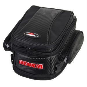 BENKIA バイクシートバック バイクバック バックバック ヘルメットバッグ バイク用品 大容量 ...