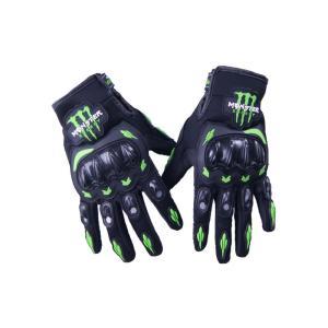 素材:ナイロン   ■撃吸収材が入って、手のひらの痛さが軽減してくれるバイクグローブです。 ■通気性...