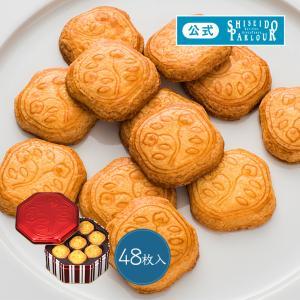 資生堂パーラー 花椿ビスケット48枚入 クッキー 東京・銀座...