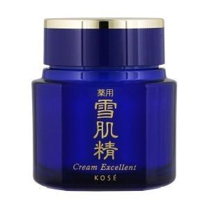 コーセー 薬用 雪肌精 クリーム エクセレント 50g shiseidou-plus