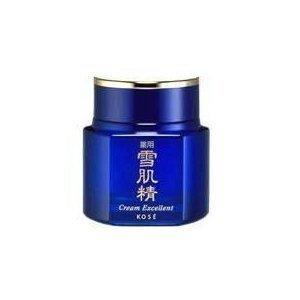 【まとめ買】コーセー 薬用 雪肌精 クリーム エクセレント 50g shiseidou-plus