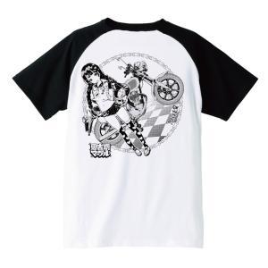 ふくしま正保 思春期マーブルTシャツ|shisyunki