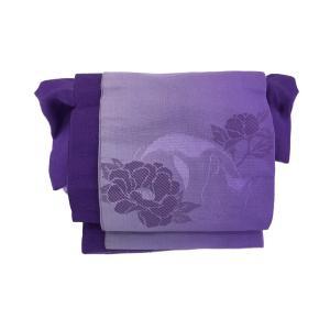 かわいい 簡単装着帯 紫|shitateyajingoro