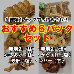 高橋さんのおすすめ 6パックセット|shitateyajingoro