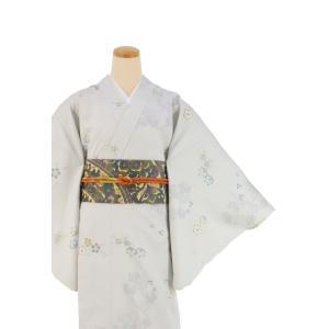着物 4点セット 日本製 簡単 着付け不要 着崩れしない 小紋 袷 仕立て上がり MTサイズ|shitateyajingoro