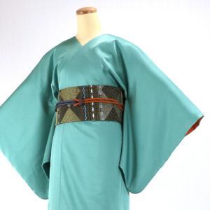 【日本製】(衿なし)高級着物3点セット☆Lサイズ 着付け小物不要![N002] shitateyajingoro