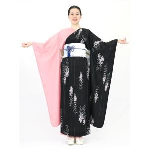 夏振袖4点セット Mサイズ(着物・帯・帯締め・ショール) [02]|shitateyajingoro
