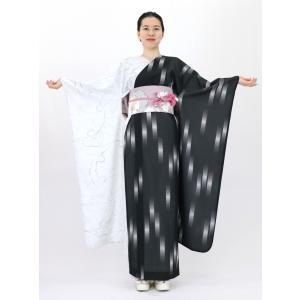夏振袖4点セット Mサイズ(着物・帯・帯締め・ショール) [05]|shitateyajingoro