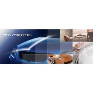3M スクラッチガード エア抜けタイプ 1220mm幅×m切売 傷防止 サビ防止 プロテクションフィルム|shiza-e|02