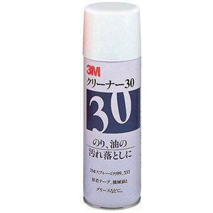 3M クリーナー30 4缶セット(1,250円税別/缶) スプレータイプ|shiza-e