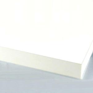 カルプボード/スーパーボード50t 素板 白 910X1820mm ●業務用|shizaiya