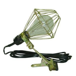 特徴:屋内用クリップランプのスタンダードタイプ 5mコード付 用途:作業灯 入数:1個 ※CL-12...