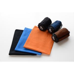 におわない大きなタオル(専用メッシュ巾着付き) -制菌・防臭に優れた 薄くて軽いタオル-|shizaiyasan