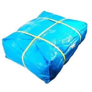 ブルーシート #3000(輸入品)  3.6m×5.4m(S)    10枚(1梱包)|shizaiyasan